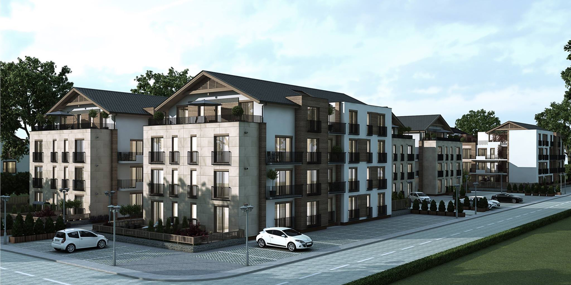 Apartamente 2 camere Calea Cisnadiei