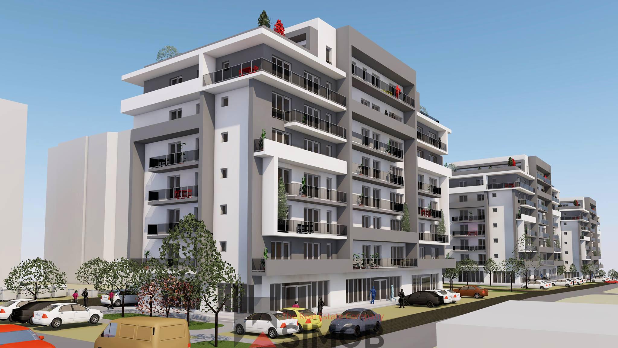 Proiect rezidential nou – Apartamente de 2 camere